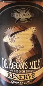 Dragon's Milk Reserve Vanilla Chai