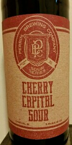 Cherry Capital Sour
