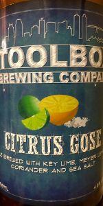 Citrus Gose