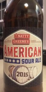 American Sour 2015