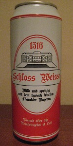 1516 Schloss Weisse