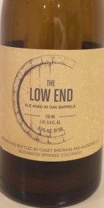 The Low End (Wet Hop)