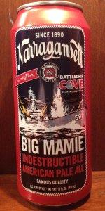 Big Mamie Indestructible Pale Ale