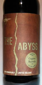 The Abyss (Cognac Barrel-Aged)