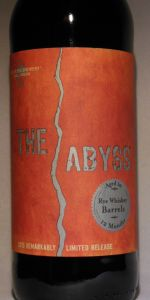 The Abyss (Rye Whiskey Barrel-Aged)