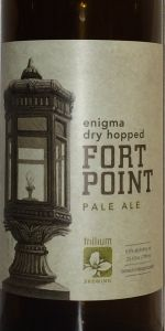Enigma Dry Hopped Fort Point