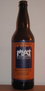 Moat Blueberry Ale