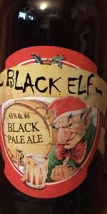 Black Elf - Black Pale Ale