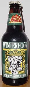 Redhook Winterhook Robust Winter Ale (1985-2002)