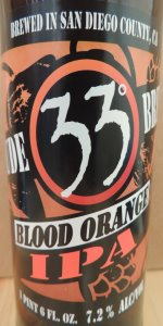 Blood Orange IPA
