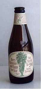 Our Special Ale 2001 (Anchor Christmas Ale)
