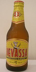 Devassa Loura (Tropical Lager)