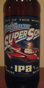 Red Racer Super Sonic IPA