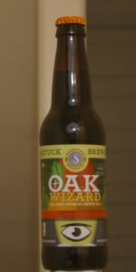 Snow Wizard Oak Aged Brown Ale
