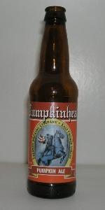 Edenton Pumpkinhead Ale