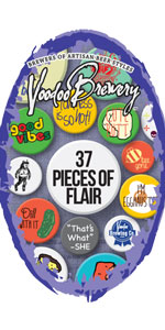 37 Pieces Of Flair