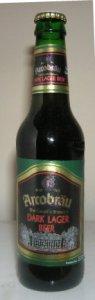 Arcobräu Dark Lager Beer