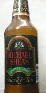 Michael Shea's Black & Tan