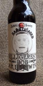 Barrel-Aged Belligerent Bob Barleywine