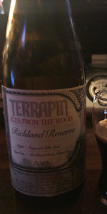 Ales From The Wood: Richland Reserve