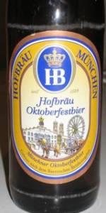 Hofbräu Oktoberfestbier