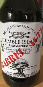 Mutually Assured Destruction (M.A.D.) Barrel Aged RIS