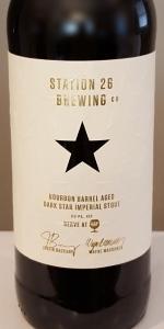 Bourbon Barrel-aged Dark Star