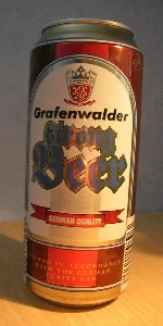 Grafen Walder Strong Beer