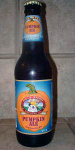 Sea Dog Pumpkin Ale