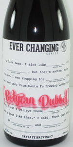 Ever Changing Series: Belgian Dubbel