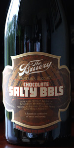 Chocolate Salty BBLS