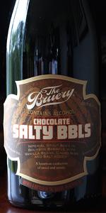 Chocolate Salty BBLS