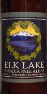 Elk Lake IPA