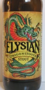 Dragonstooth Oatmeal Stout