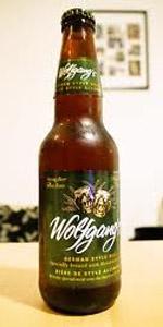 Wolfgang's German Style Beer