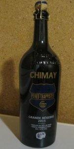 Chimay Grande Réserve Barrel Aged