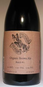 Organic Brown Ale