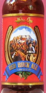 Red Rock Amber Ale