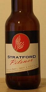 Stratford Pilsner