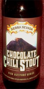 Chocolate Chili Stout
