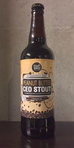 Peanut Butter CEO Stout