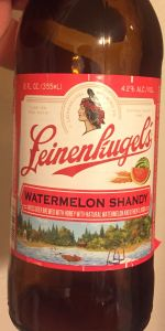 Leinenkugel's Watermelon Shandy