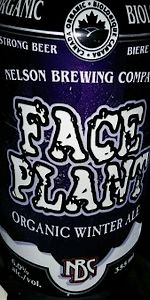 Faceplant Winter Ale