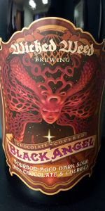 Chocolate Covered Black Angel