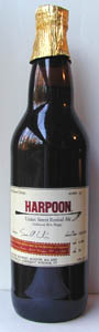 Harpoon 100 Barrel Series #07 - Union Street Revival Ale