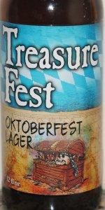Treasure Fest Oktoberfest Lager