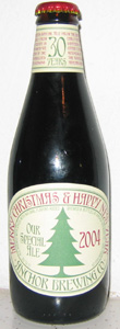 Our Special Ale 2004 (Anchor Christmas Ale)