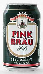 Fink Bräu Pils 2,1%