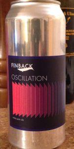 Oscillation 003