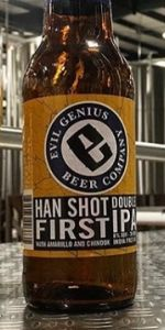 Han Shot First Double IPA